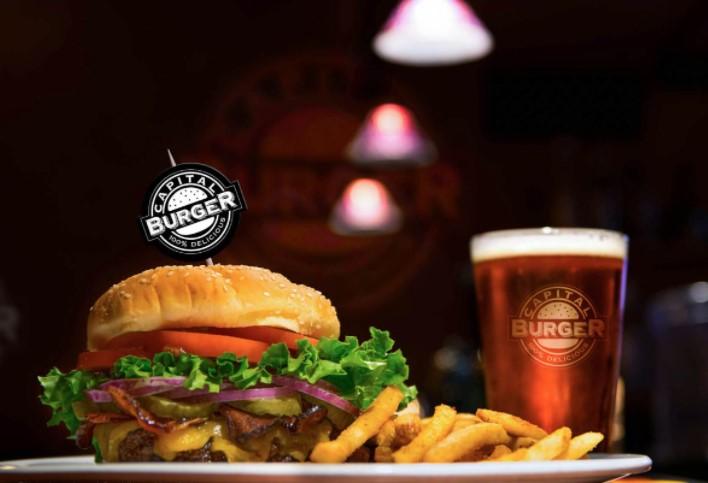 Capital Burger FeedbackSurvey