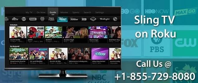 Sling on Apple TV