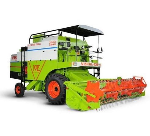 Vishal 435 Combine Harvester Price
