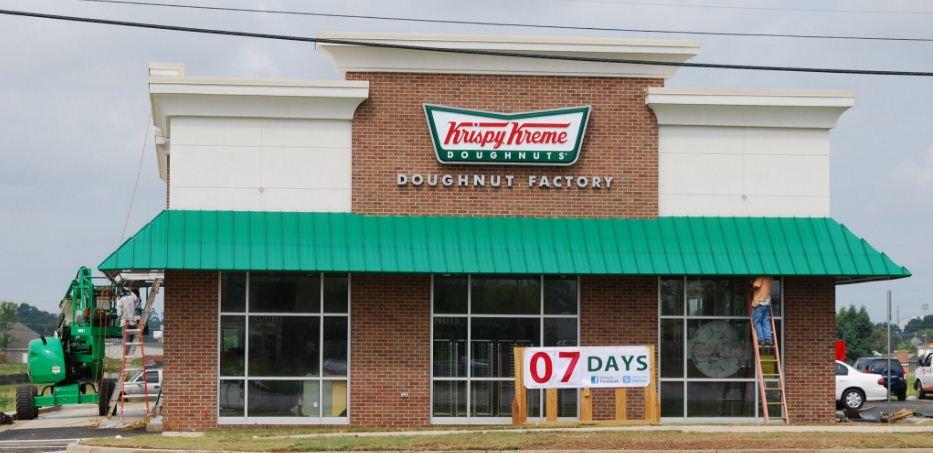 Krispy Kreme Survey
