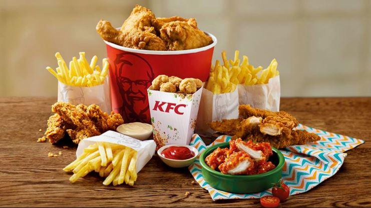 KFC Great Britain Survey Rewards