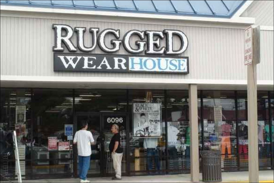 Rugged Wearhouse Customer Satisfaction Survey