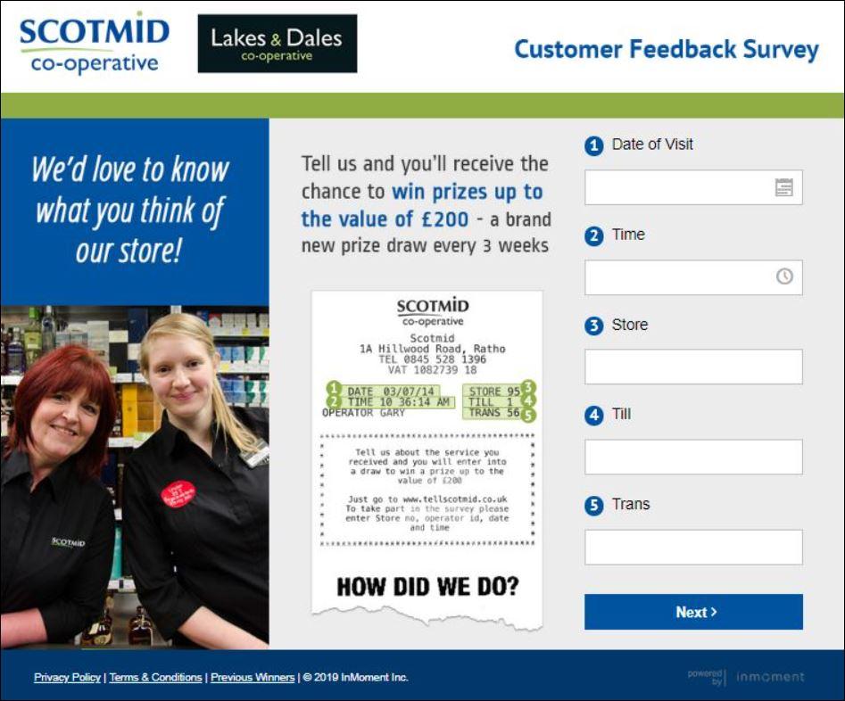 Scotmid Co-operative Survey