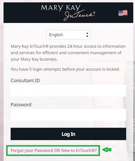 Mary Kay InTouch Login