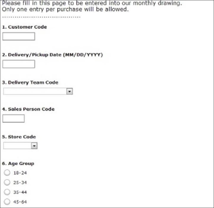 Rothman Customer Service Survey