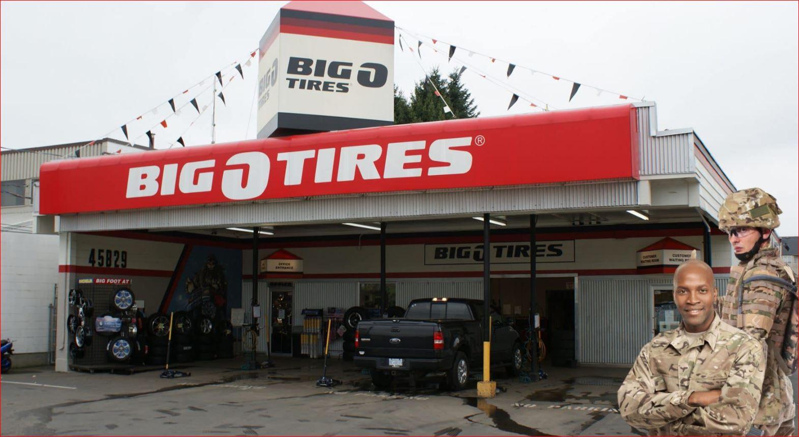 Big O Tires Customer Survey